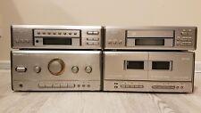 Stacking Hi-Fi Palladium Prestige compact disc cassette  tuner amplifier pilot
