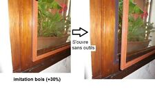 Survitrage, fabriquez le vous même (isolation de fenêtre) ( pas double vitrage)