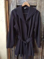 Women's Japanese Weekend Medium Maternity Wrap Jacket & Skirt Knit Suit Career
