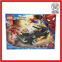 Lego 76173 Spider Man Ghost Rider Carnage Car Toy Marvel Super Heroes Set