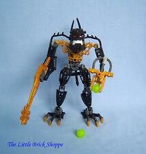 LEGO BIONICLE 8900 PIRAKA reidak-COMPLETO SOLO Figura