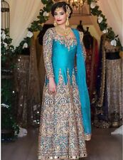 INDIAN DESIGNER LEHENGA WEDDING PARTY WEAR ETHNIC PAKISTANI BRIDAL LEHENGA CHOLI