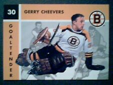 GERRY CHEEVERS  PARKHURST 66/67 AUTHENTIC REPRINT CARD