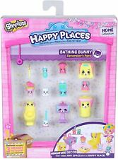 NEW SHOPKINS HAPPY PLACES BATHING BUNNY DECORATOR'S PACK