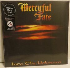 Mercyful Fate Into The Unknown LP Vinyl Record new 2016 German press black vinyl