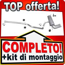 Scarico Completo SEAT LEON (1P1) / SEAT ALTEA 2.0 TDI 170CV Marmitta T18