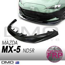 Mazda MX-5 Miata ND 2015-on OKAMI Aero O-style Front Lip FRP