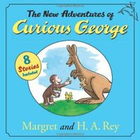 The New Adventures of Curious George by H. A. Rey, Margret Rey