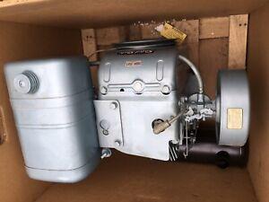 Vintage TECUMSEH CRAFTSMAN NOS 12 HP. Horizontal Shaft GAS ENGINE #143.622032