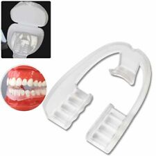 UK Silicone Dental Mouth Guard Bruxism Sleep Aid Night Teeth Tooth Grinding