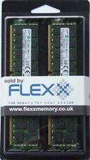 Memoria (RAM) de ordenador Samsung DIMM 240-pin 2 módulos