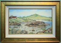 Irish Art Original Oil Painting MALIN HEAD, DONEGAL IRELAND by Bill Robinson