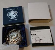 SQUARE ENIX Fullmetal Alchemist Edward Elric Pocket Watch Limited Edition F/S