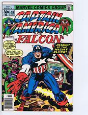 Captain America #214 Marvel 1977