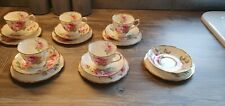 Royal Albert American Beauty 5 Trios