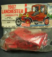 MAQUETTE AIRFIX 1907 LANCHESTER LANDAULETTE VINTAGE 1/32 EME COLLECTOR