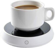 Coffee Mug Warmer Electric Beverage Warmer Heating Plate for Office Cocoa Tea