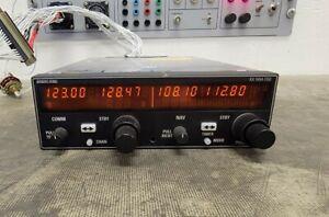 BENDIX/KING KX-165A 28VDC. NAV/COM/G/S P/N: 069-01033-0101 W/ 8130 & 90 Day War.
