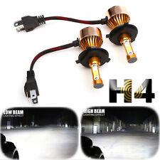 H4 Hb2 9003 4-Side Led Headlight Conversion Kit 2300W 295000Lm High Lo Beam Bulb(Fits: Subaru)