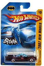 2007 Hot Wheels #15 New Models 1966 Tv Series Batmobile