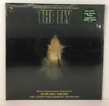 Howard Shore - The Fly (Soundtrack) LP Record - BRAND NEW - Green Vinyl - Cover