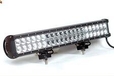 126W Cree Led Work Lamp Combo Flood Spot Light Bar Offroad 4WD Boat 9v 32v 4x4