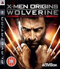 X Men Origins Wolverine PS3 (in Great Condition)