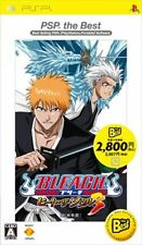 Used PSP Bleach : Heat The Soul 3  SONY PLAYSTATION JAPAN IMPORT