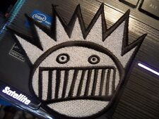 Ween Boognish Patches Set of 2 exclusive New white black