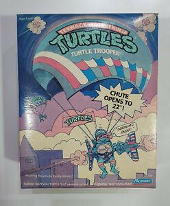 Vintage TEENAGE MUTANT NINJA TURTLE TROOPER 1988 PLAYMATES TOYS NEW UNOPENED