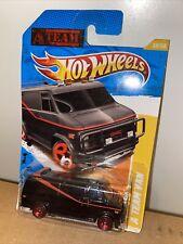 New listing Hot Wheels A-team Van 2011 New