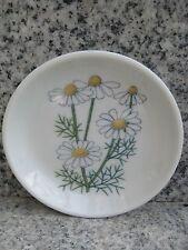 2 COUPELLES Porcelaine THOMAS Décor CAMOMILLE 10 cm