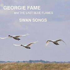 GEORGIE FAME & THE LAST BLUE FLAMES (JAZZ) - SWAN SONGS NEW CD