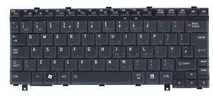Toshiba Satellite Pro U300 Laptop Black UK Layout Keyboard AEBU1E00030-EN