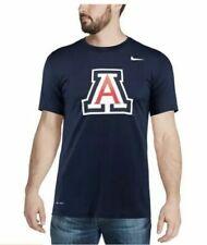 Nike Arizona Wildcats Men's Dri-fit Logo Legend T-shirt