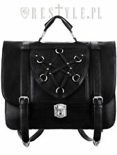 Restyle Hexagram Messenger Bag Briefcase Satchel Backpack Handbag Goth Witch