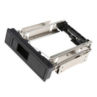 "Internal 3.5"" Hard Disk Mobile Rack Hot Swap SATA HDD Backplane Tray Mount"