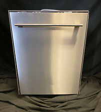 """Asko 40 Series Dbi664Thxxls 24"""" Fully Integrated Dishwasher Stainless Steel"""