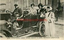 Suffragettes Unposted Collectable Political Postcards
