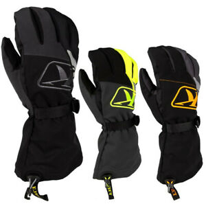 Klim K20 Klimate Gauntlet Mens Cold Weather Winter Sports Snowmobile Glove