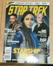 Star Trek Official Magazine #204 Autumn 2020 Discovery Season 3 Lower Decks S2