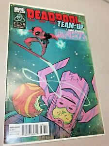 DEADPOOL TEAM-UP guest starring GALACTUS comic # 883 ~ RARE Skottie Young Cover!