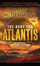 The Hunt for Atlantis: A Novel by Andy McDermott (2007, Paperback)