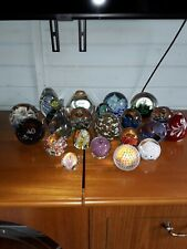 More details for glass paperweights joblot