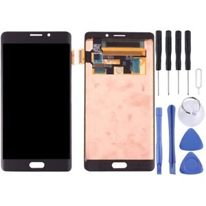 BLACK OEM LCD Panel Screen Digitizer Full Complete For Xiaomi Mi Note 2
