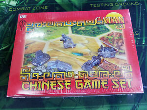 Catan Chinese Game Set Accessories (2011)