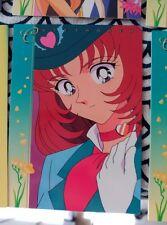 TRADING CUTEY HONEY  go nagai COLLECTION HEROINES  carddass masters amada cards