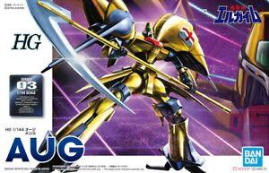 Gundam: L-Gaim - AUG HG 1/144 NIB SEALED