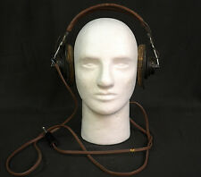 WWII Western Electric ANB-H-1 Headset/Receiver
