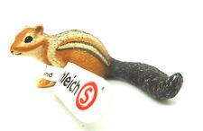 D2) Schleich 14422 Streichenhörnchen Schleichtiere Waldtiere Rarität